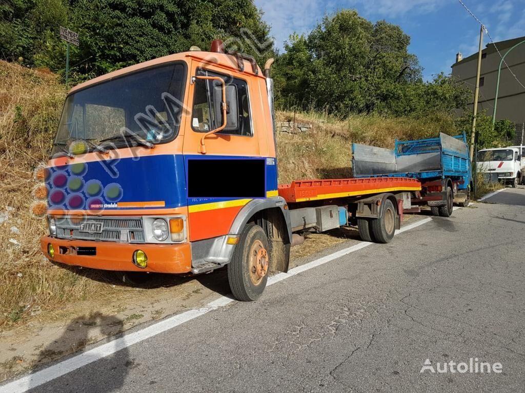 camião porta-automóveis FIAT 50F8 B