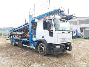 camião porta-automóveis IVECO 150E27 BISARCA 5 POSTI