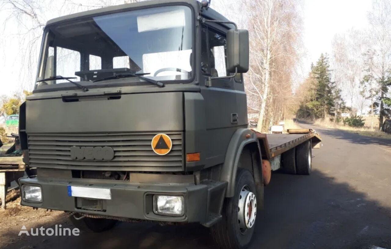 camião porta-automóveis IVECO MAGIRUS 190-24