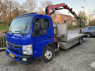 camião porta-automóveis Mitsubishi Fuso Canter