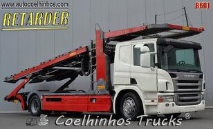 camião porta-automóveis SCANIA P 420