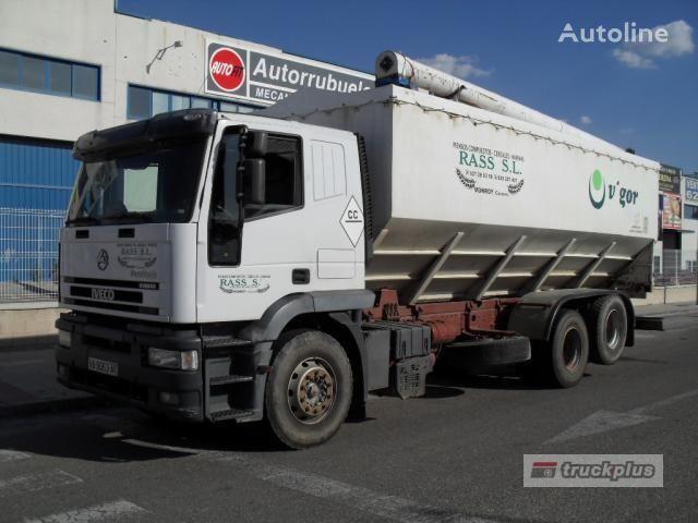 IVECO EUROTECH 260 E 30 camião silo