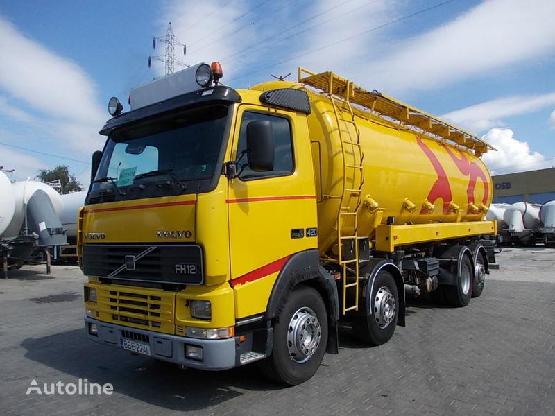 VOLVO FH 12 420 DO PRZEWOZU PASZY !!! camião silo