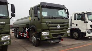 camião-tanque HOWO 375 novo