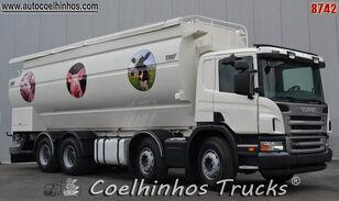 camião-tanque SCANIA P 380