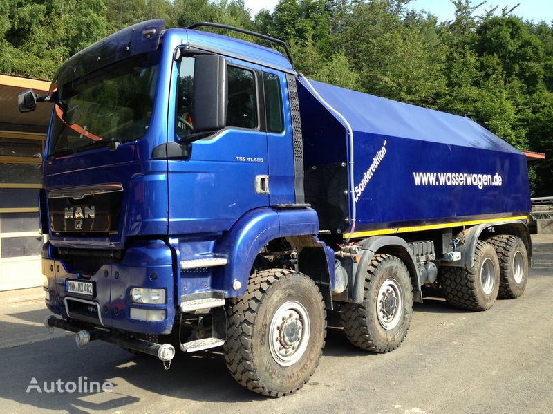 MAN TGS 41.480  camião-tanque