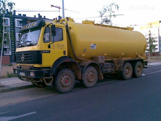MERCEDES-BENZ 3534 K camião-tanque