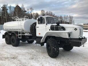 camião-tanque URAL Автомобиль специальный 5677 автоцистерна для перевозки питьевой novo