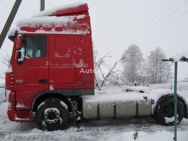 DAF XF 105, 410 camião tractor