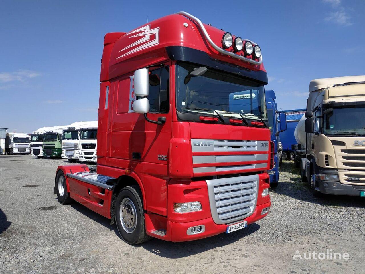 camião tractor DAF XF 105 510