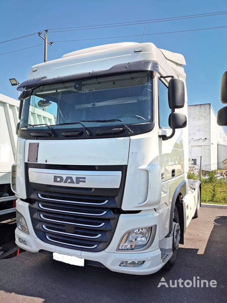 camião tractor DAF XF 106 510 , Intarder, TOP ZUSTAND!! VIDEO