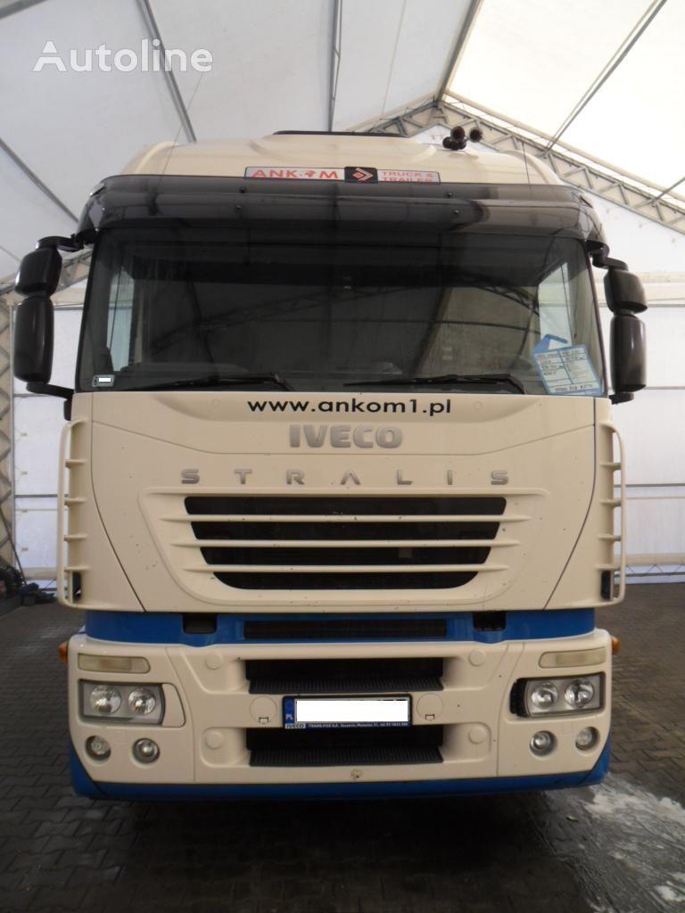 IVECO STRALIS 440 S42 EURO5 camião tractor