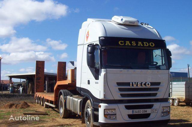 IVECO STRALIS 500 camião tractor