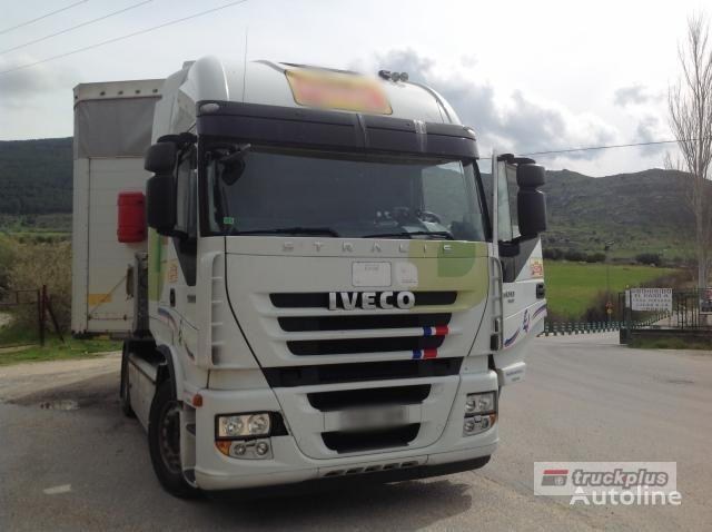 IVECO STRALIS 500 Disponible a partir de 31/05/2017 camião tractor