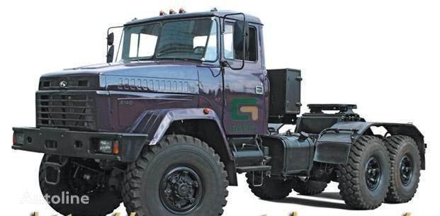 KRAZ 6140TE camião tractor novo