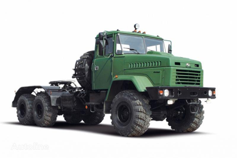 KRAZ 6446 tip 1 camião tractor