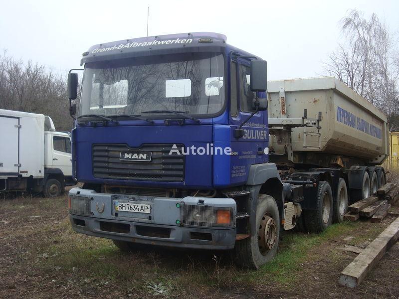 MAN 26.464 camião tractor