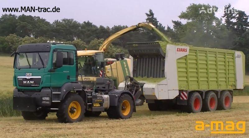 MAN TGS 18.480 BB 4x4 camião tractor novo