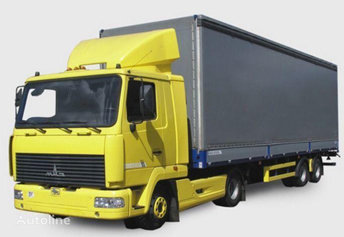 MAZ 447131 camião tractor novo