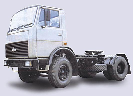 MAZ 5433 camião tractor novo