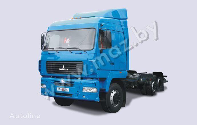 MAZ 6310 camião tractor