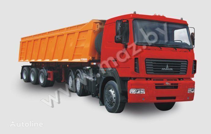 MAZ 6430 A8 camião tractor novo