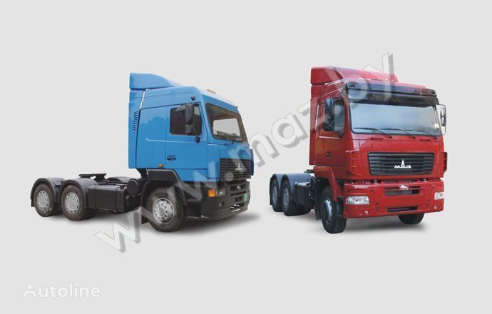 MAZ 6430 (A8, A9, 18) camião tractor novo