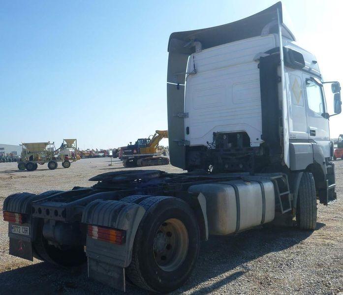 MERCEDES-BENZ Axor 1843 LS camião tractor