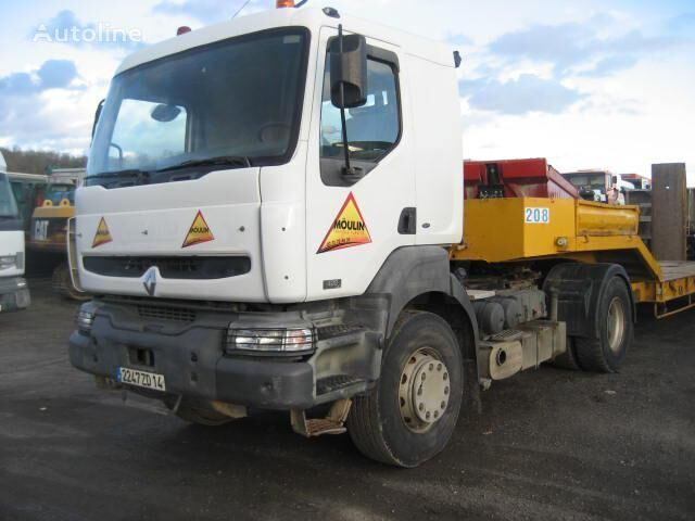 RENAULT Kerax 420 camião tractor