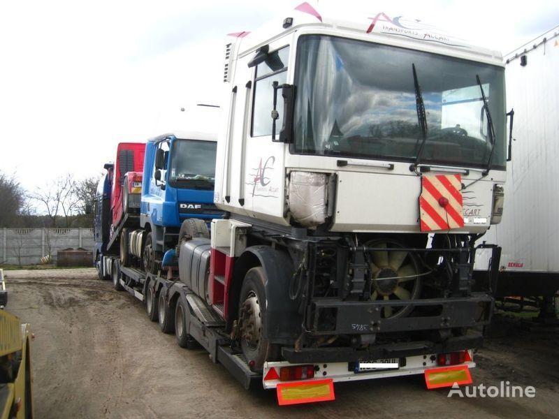 RENAULT MAGNUM 440 DXI SPROWADZONA Z FRANCJI camião tractor acidentados