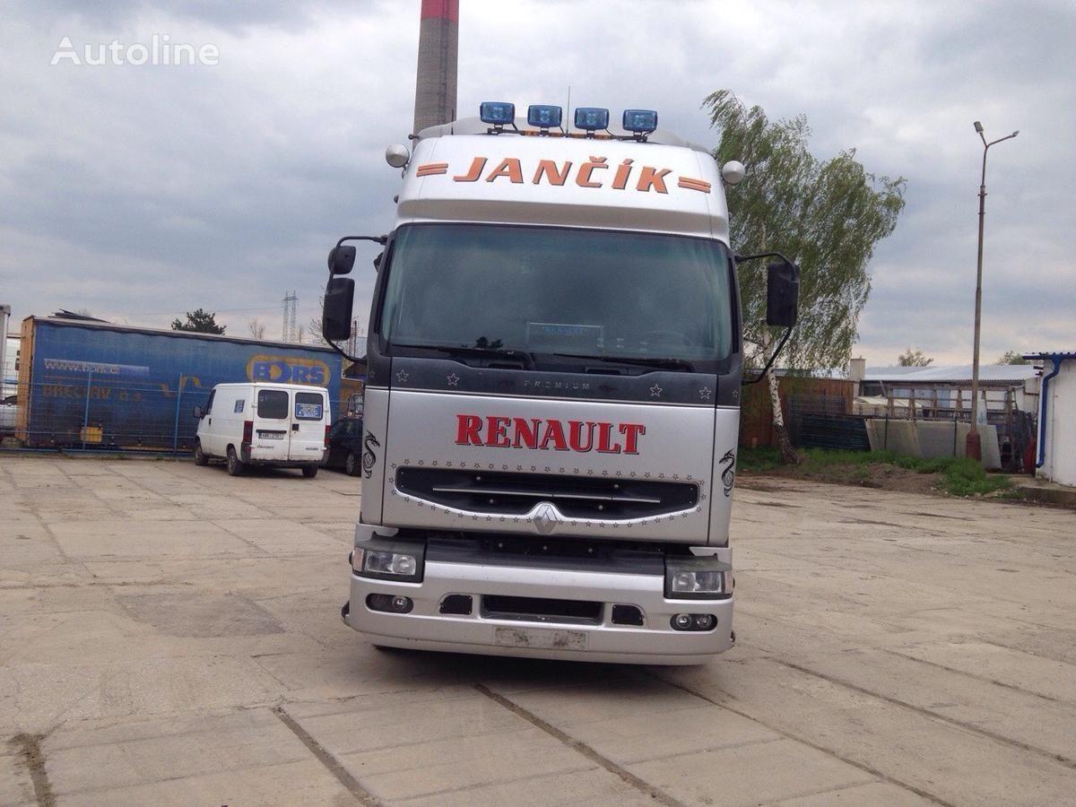 RENAULT PREMIUM 420 camião tractor