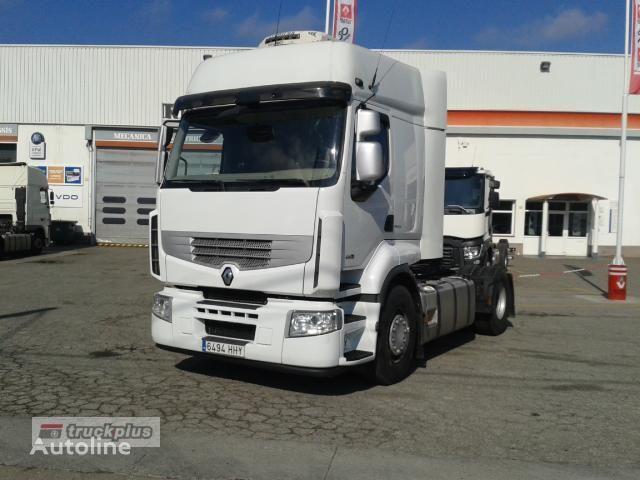 RENAULT PREMIUM 460 camião tractor