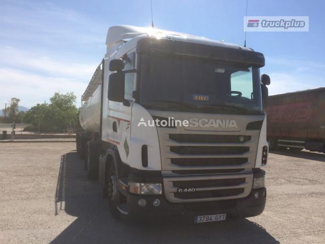 SCANIA R440 440 camião tractor