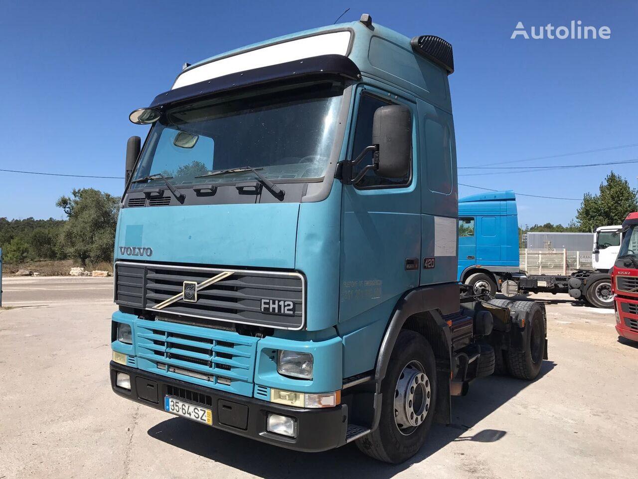 camião tractor VOLVO FH 12 420