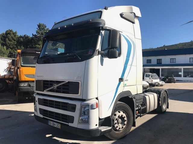camião tractor VOLVO FH13 400 Globetrotter (60 units in stock)