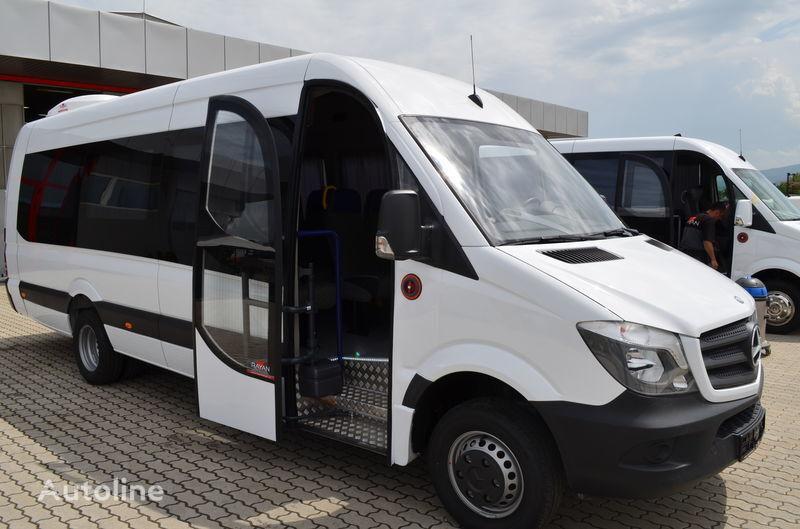 MERCEDES-BENZ SPRINTER 516 CDI - RAYAN SERBIA carrinha de passageiros novo