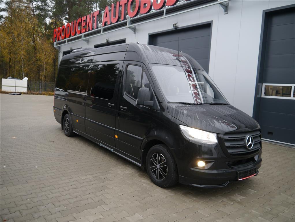 carrinha de passageiros MERCEDES-BENZ Sprinter 319CDI Kombi, Automatik,New Model 907, 9 Plätze VIP-Kom novo
