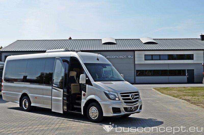MERCEDES-BENZ Sprinter 519  carrinha de passageiros novo