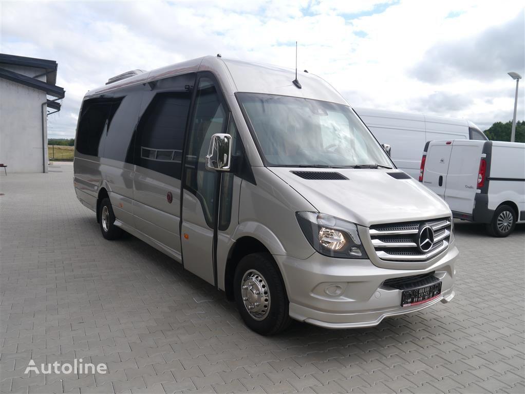 carrinha de passageiros MERCEDES-BENZ Sprinter 519 CDI,24 Plätze Komfort-ViP, XXXL-Verlänerung,Klima,