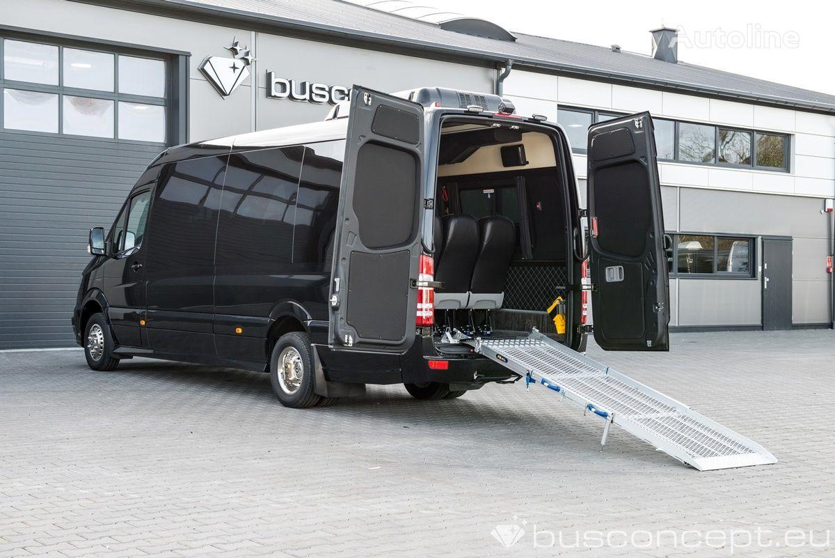 carrinha de passageiros MERCEDES-BENZ Sprinter 519 Schuttle / 16+1+3 wheelchairs !!! novo