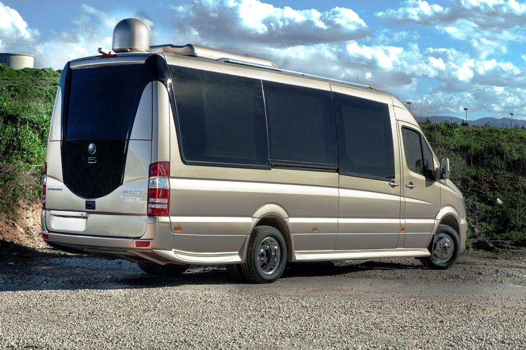 carrinha de passageiros MERCEDES-BENZ VIP SPRINTER  324 novo