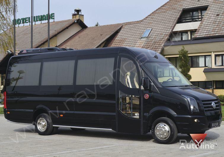 VOLKSWAGEN Crafter 50 LRX - RAYAN LTD carrinha de passageiros novo