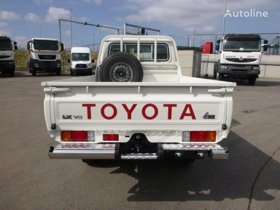 Fotografia: Pick Up TOYOTA Land Cruiser Pick Up VDJ 79 4.5L TD Simple  Cabine Novo