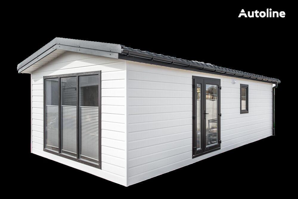 casa móvel HOLIDAY HOMES ALL-YEAR Mobile Home 9 x 4 m | FREE TRANSPORT novo