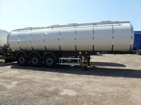 SANTI-MENCI (ID-) pishchevaya cisterna 3 kamery SANTI-MENCI cisterna alimentar novo