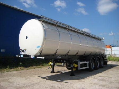 SANTI SANTI-MENCI pishchevaya cisterna SAF Modul OFF-Road (ID-) SANTI-MENC cisterna alimentar novo