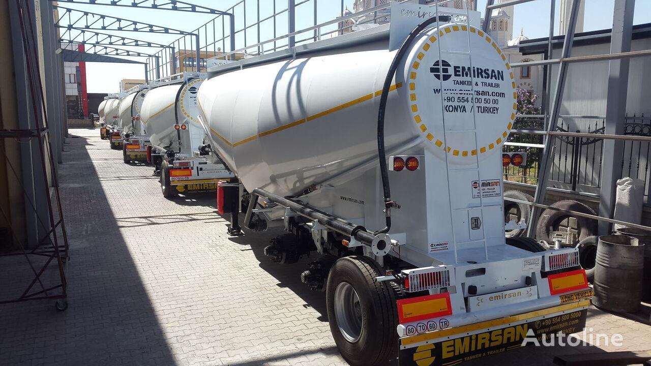 EMIRSAN Manufacturer , Direct from Factory .. cisterna de transporte de cimento