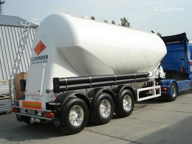 FELDBINDER cisterna de transporte de cimento novo