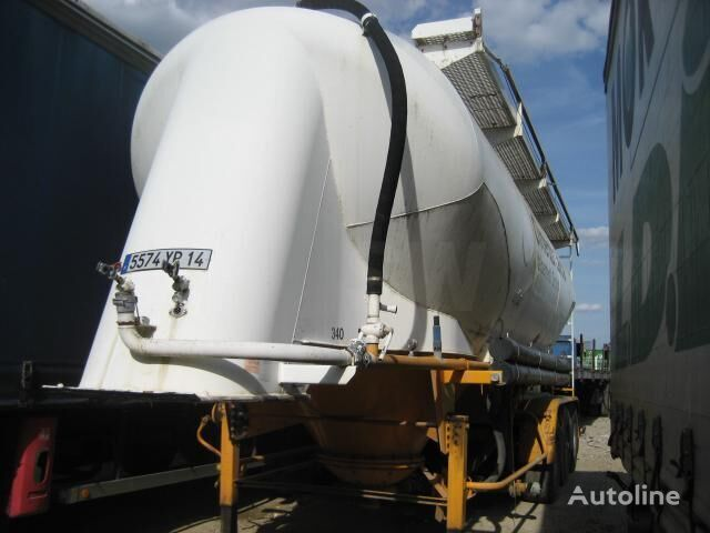 SPITZER Non spécifié cisterna de transporte de cimento