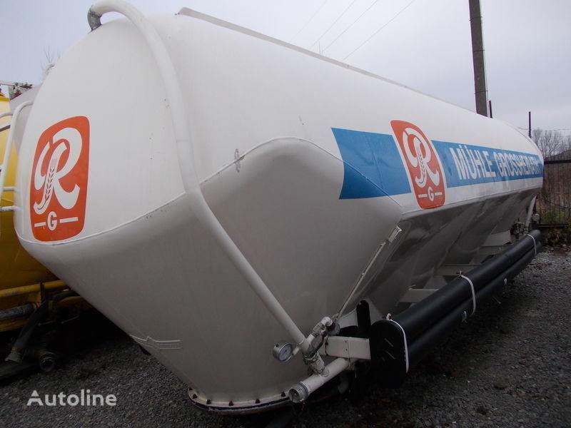 SPITZER SILOS DO MĄKOWOZU !!! cisterna de transporte de cimento
